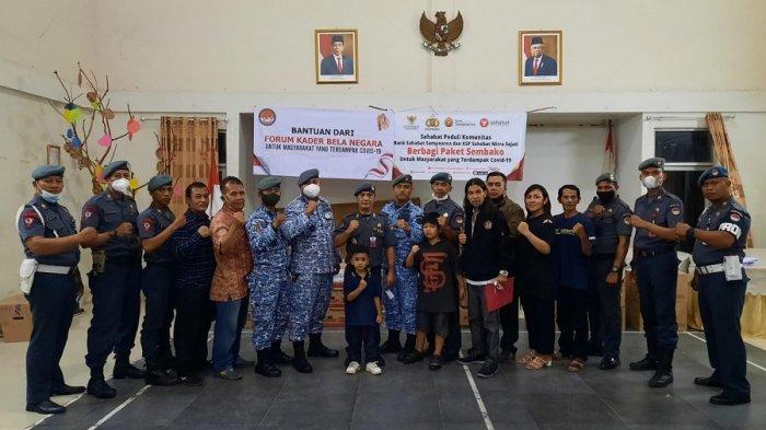 Ketum Forum Kader Bela Negara: Kalangan Disabilitas Paling Terdampak Pandemi