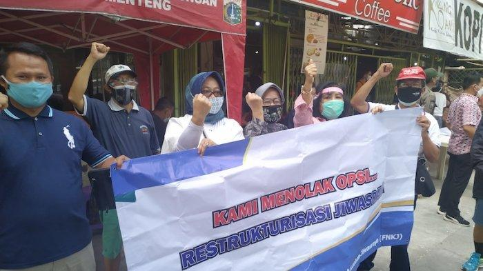 Temui Mahfud MD di Kopi Johny, Forum Nasabah Korban Jiwasraya Minta Aspirasi Disampaikan ke Jokowi