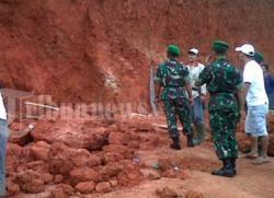 Hujan Deras, Ciganjur Dilanda Banjir dan Longsor