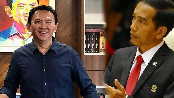 Ahok Jadi Calon Pemimpin Ibu Kota Baru, Ali Ngabalin Bantah BTP jadi Anak Emas Jokowi