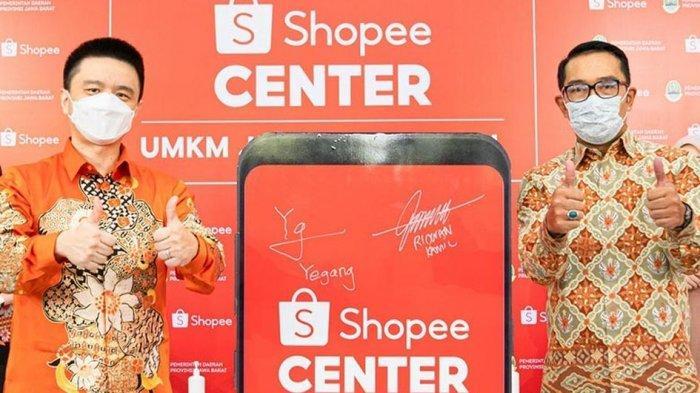 Kerja Sama dengan Shopee, Pemprov Jabar Wujudkan UMKM Jabar Go Digital