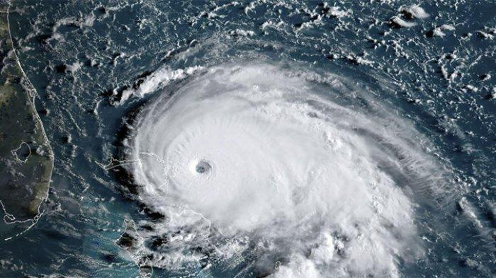 Pusat Badan Nasional Amerika Serikat (AS) baru saja merilis foto 'menakjubkan' yang diambil oleh para Ilmuwan Administrasi Kelautan dan Atmosfer Nasional (NOAA).