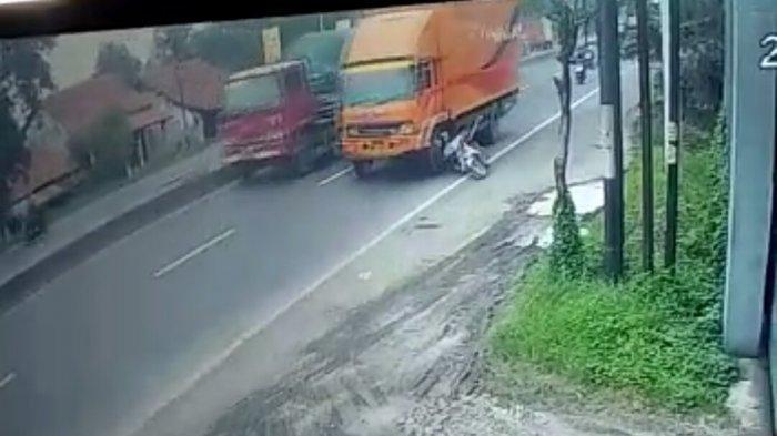 Update Kasus Kecelakaan Truk Gilas Pengendara Motor di Tegal, Sopir Resmi Jadi Tersangka