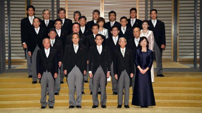 Kalangan Bisnis di Jepang Sambut Positif Terbentuknya Kabinet PM Fumio Kishida