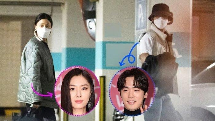 Dispatch Rilis Bukti Foto Seo Ji Hye dan Kim Jung Hyun, Sebut Keduanya Sudah Berpacaran 1 Tahun