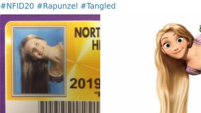 Sebuah SMA Izinkan Siswanya Berfoto dengan Kostum untuk Kartu Identitas, Ada yang Jadi Box Paket!