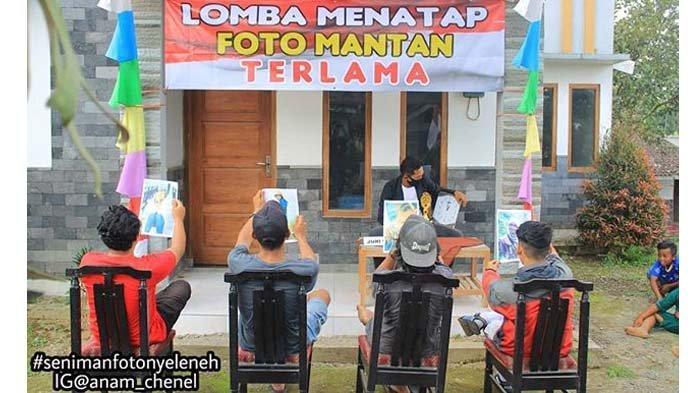 Unik Ada Lomba Menatap Foto Mantan Terlama di HUT RI ke-75, Berani Ikutan ?