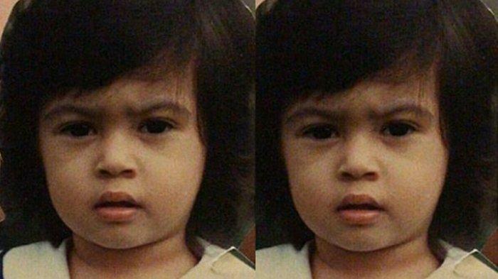 Anak Kecil Cantik di Foto Kini Sudah Dewasa jadi Artis ...