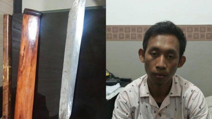 Tersinggung Gara-gara Obrolan di Facebook, Seorang Pria di Makassar Dilukai Menggunakan Parang