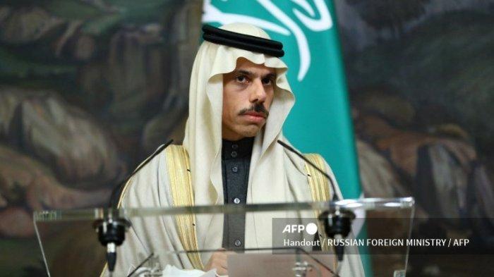 Pangeran Faisal bin Farhan Al Saud dari Arab Saudi Ungkap Dukungan untuk Raja Yordania
