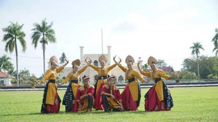 VIRAL karena Flashmob di Pernikahan, Sanggar Tasek Seminai Pernah Tampil di Dubai dan Kazakhstan