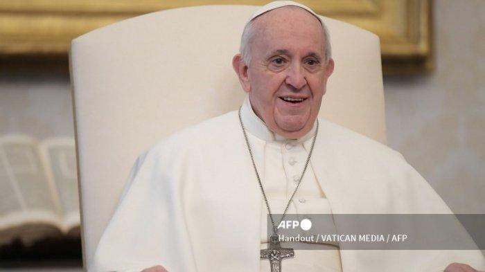 Pesan Paskah Paus Fransiskus, Serukan Peluncuran Vaksin bagi Negara-negara Miskin di Dunia