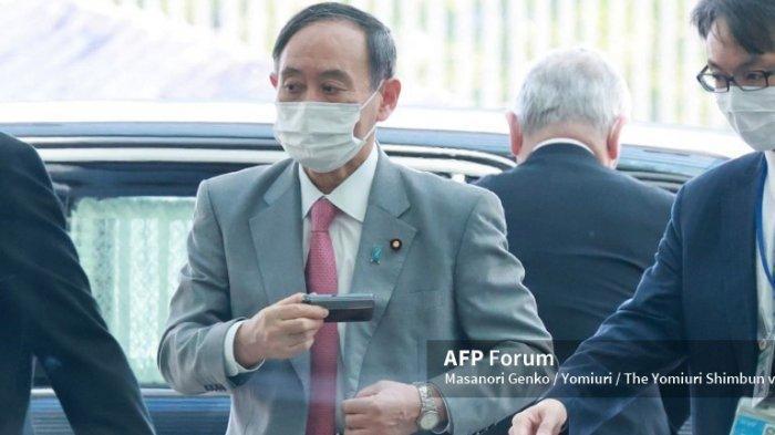 PM Jepang Yoshihide Suga Disuntik Vaksin Covid-19 Dosis Kedua, Kondisi Fisiknya Baik