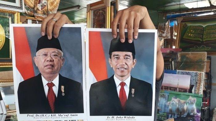 Presiden Jokowi Divaksin Covid-19 Rabu Besok, Kapan Giliran Wapres Ma'ruf? Ini Jawaban Jubir