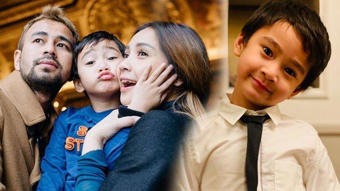 Raffi Ahmad, Nagita Slavina, dan Rafathar