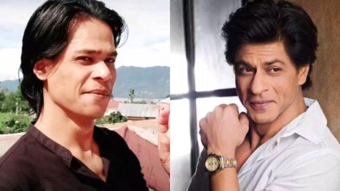 Pria Asal Aceh Ini Disebut Mirip Shah Rukh Khan, Viral Sampai Malaysia