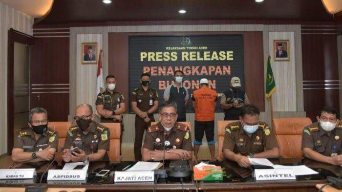 Terpidana Kasus Korupsi Rp 619 Juta Ditangkap Usai Jadi Buron 5 Tahun