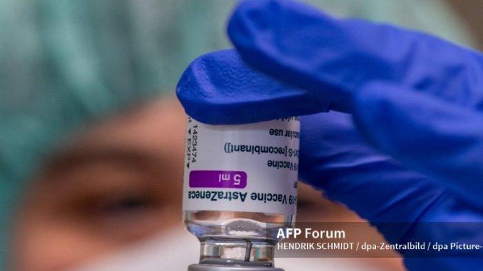 Bio Farma : 1,1 Juta Vaksin AstraZeneca Telah Selesai di Distribusikan