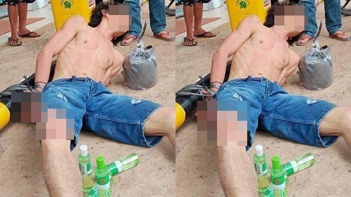 Upaya Makin Hakim Sendiri Pencuri 4 Botol Minyak Kayu Putih di Banyuasin Disesalkan