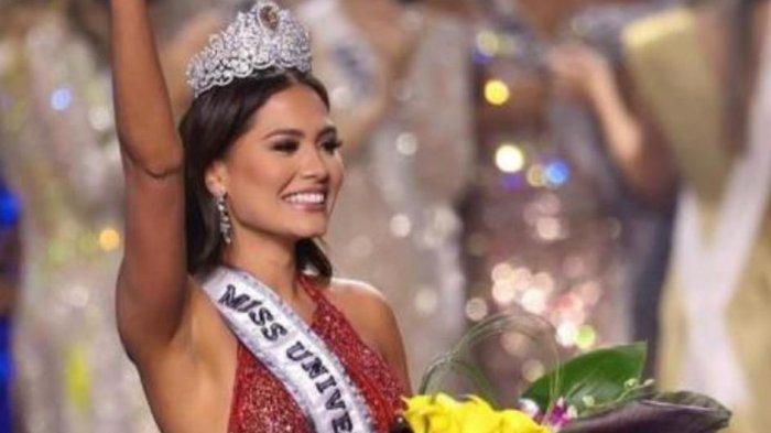 Masih Jadi Perbincangan, Ini Fakta Miss Universe 2020, Andrea Meza