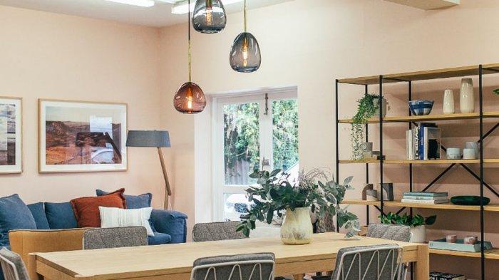 Untuk Dekorasi Ruangan Sempit, Hindari 4 Warna Cat Dinding Ini