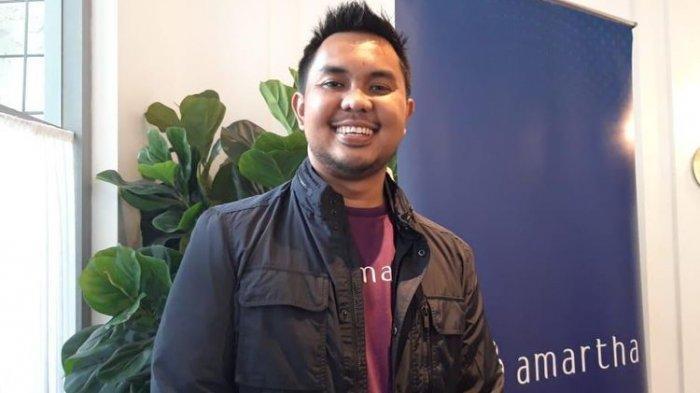 Founder dan CEO Amartha Andi Taufan Garuda Putra (KOMPAS.com/MUTIA FAUZIA)