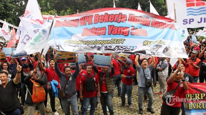 Anggota DPR: Aksi Mogok Pekerja JICT Diduga Terkait Politik Kesejahteraan