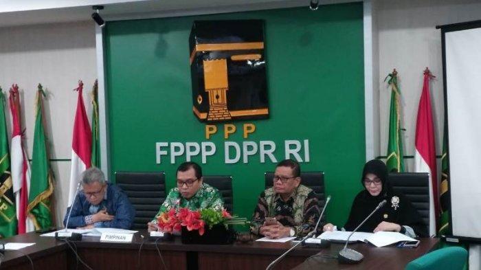 Fraksi PPP DPR Usul 5 RUU Inisiatif Masuk Prolegnas