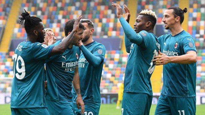 PREDIKSI Skor dan Hasil Napoli vs AC Milan: Ibrahimovic Cs Bisa Kecewa, Statistik jadi Pedoman