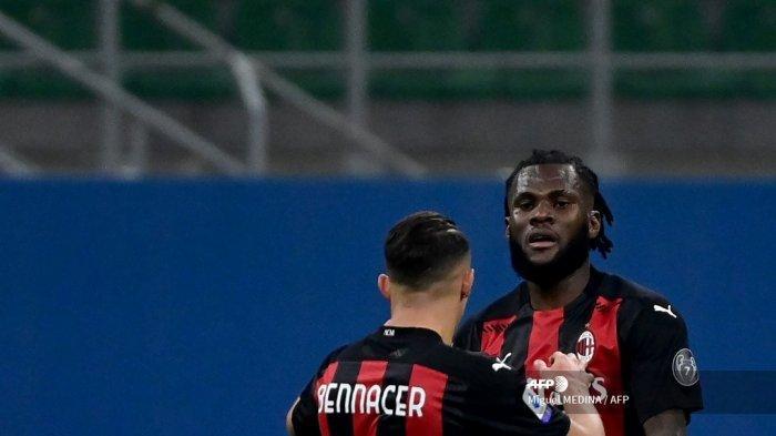 Tidak Ada Kata Tabu dalam Kamus AC Milan soal Scudetto, Kessie Nantikan Main Bareng Meite