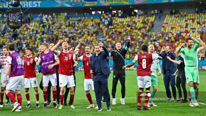 Komentar Pelatih Austria Usai David Alaba Cs ke 16 Besar Euro 2020, Foda: Kami Sangat Keren