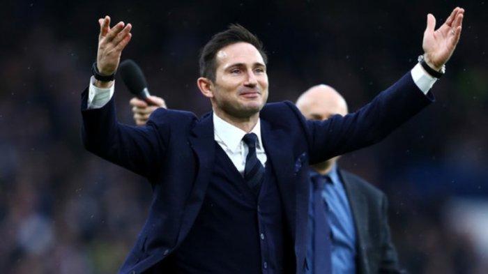 Derby County Ditangani Frank Lampard Tentu Ingin ke Kasta Lebih Baik kata Jose Mourinho