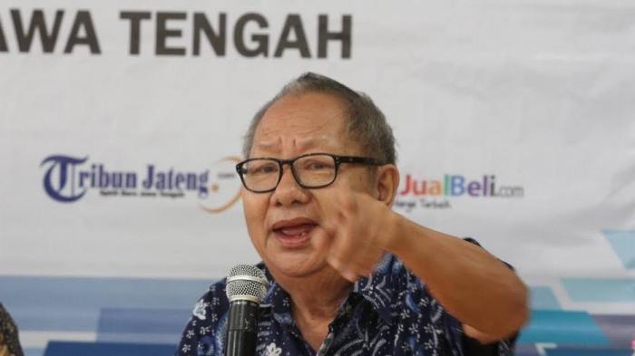 Ketua Asosiasi Pengusaha Indonesia (Apindo) Jawa Tengah, Frans Kongi.