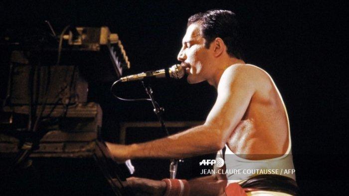 Tepat 29 Tahun Lalu Vokalis Queen Freddie Mercury Menghembuskan Napas Terakhirnya Tribunnews Com Mobile
