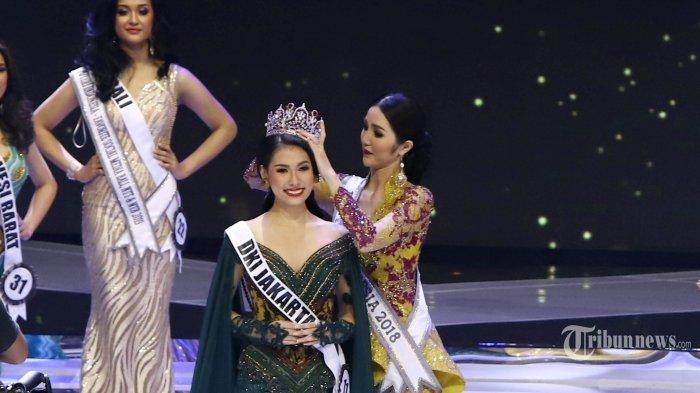 5 Fakta Frederika Alexis Cull yang Dinobatkan Jadi Puteri Indonesia 2019