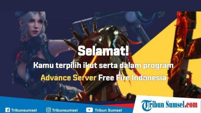 Download Free Fire Advance Jadilah Pemain Terpilih Untuk Coba Fitur Baru Tribunnews Com Mobile