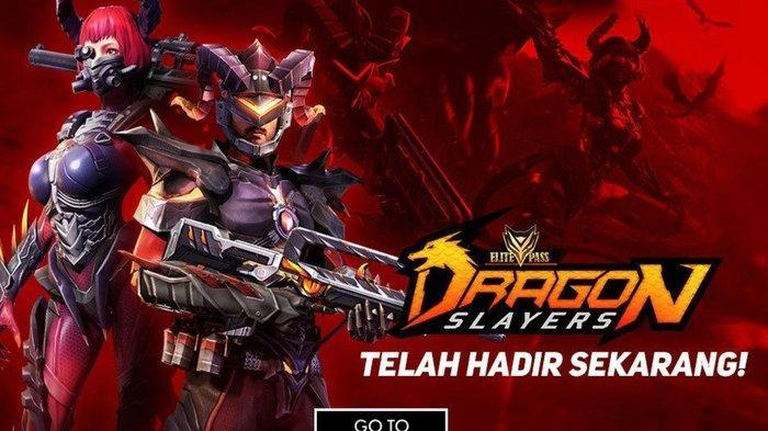 Update Free Fire Update Elite Pass Season 11 Bertema Dragon Slayer Telah Hadir Ada Apa Saja Tribunnews Com Mobile