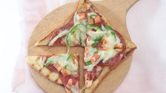 Resep dan Cara Membuat Aneka Pizza Enak dan Mudah, Simak Bahan-bahan yang Dibutuhkan