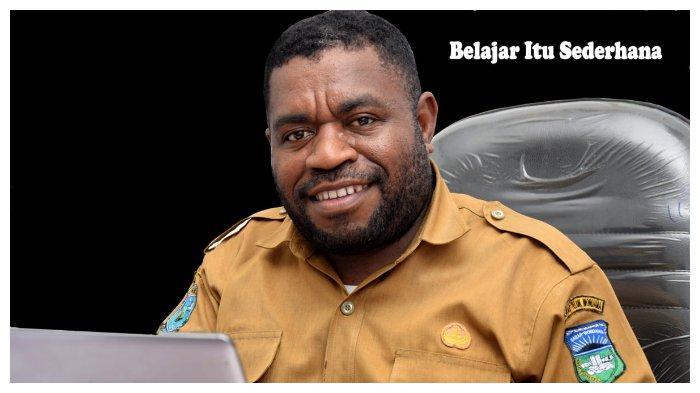 Punya Puluhan Ribu Followers TikTok, Guru asal Papua Ajak Masyarakat Sebar Pesan Damai di Medsos