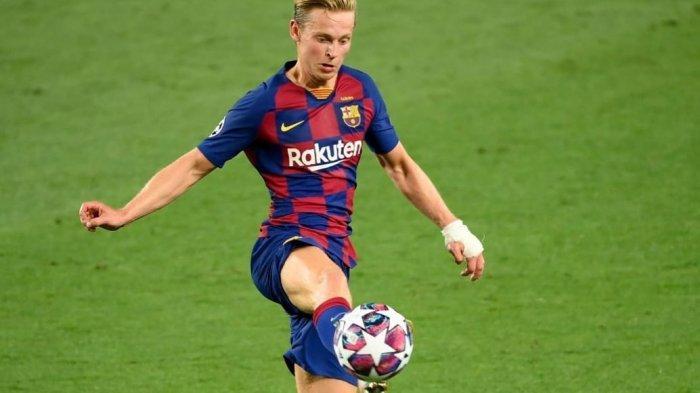 Barcelona Keok di Leg 1 Semifinal Copa del Rey, Frenkie de Jong Masih Yakin Barca Tembus Final