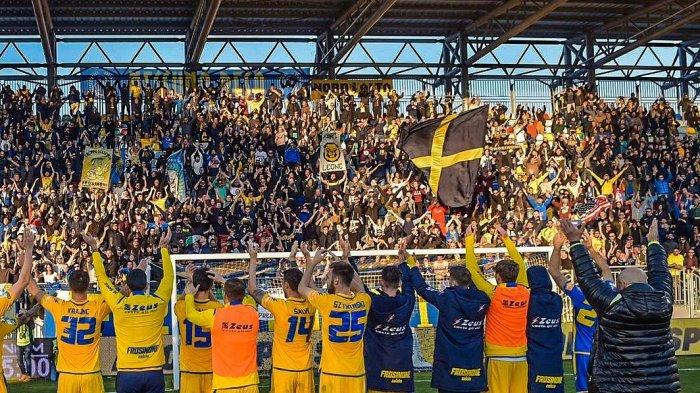 Frosinone klub Serie B Liga Italia