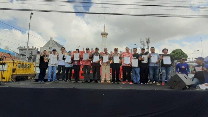 Hari Pahlawan Nasional, Mafindo Gelar Stop Hoax Festival di Tugu Pal Putih Jogja