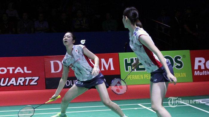 Tampil Perdana di Olimpiade, Perasaan Campur Aduk Dirasakan Duo Ganda Andalan Jepang