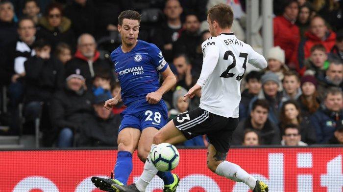 Hasil Babak Pertama Chelsea vs West Ham, Tanpa Tammy Abraham, The Blues Masih Bermain Imbang 0-0