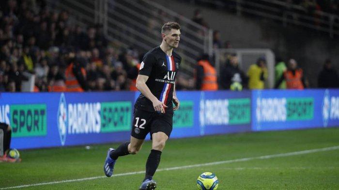 Fullback kanan Paris Saint-Germain, Thomas Meunier