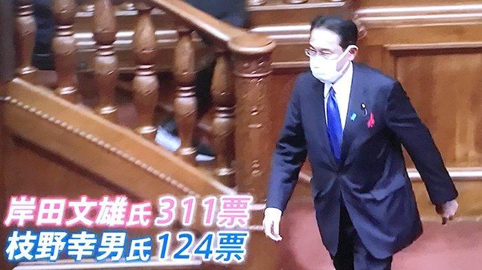 Pemilihan PM Jepang Diikuti 2 Calon Fumio Kishida & Edano, Tapi Ada Satu Suara untuk Sanae Takaichi