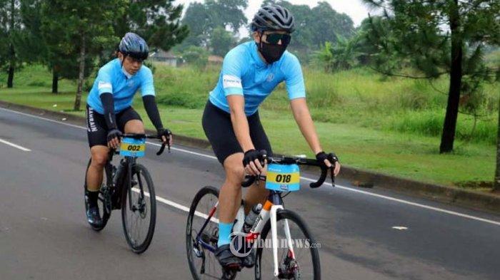 Daikin Fun Ride, Sabtu (29/5/2021) di kawasan BSD, Tangerang.