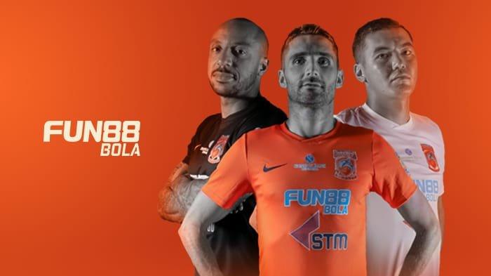 Dukung Sepakbola Indonesia, Fun88Bola Jadi Sponsor Resmi Borneo FC