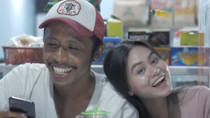 Rayakan Setahun Pernikahan Bersama Dwinda Ratna, Mas Pur Tukang Ojek Pengkolan Beberkan Unek-unek