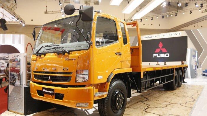 Fuso Mulai Ngegas Jualan Truk Berstandar Euro 4, Garap Dulu Pasar Sumatera Sebelum Jawa